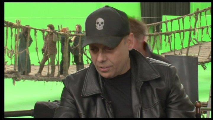 Dominic Sena über die Besetzung von Nicolas Cage - OV-Interview Poster