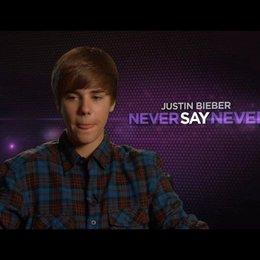 Justin Bieber über sein jetziges Leben - OV-Interview Poster