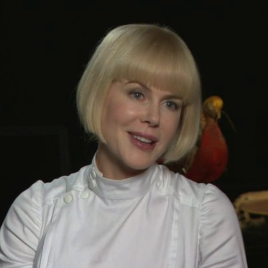 Nicole Kidman - Milicent - über ihre Rolle - OV-Interview Poster