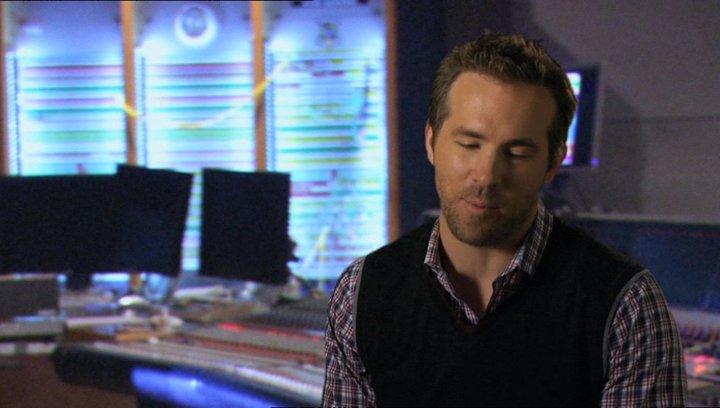 Ryan Reynolds -Turbo - über Turbo - OV-Interview Poster
