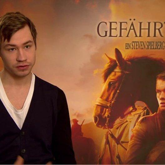 David Kross (Gunther) über seine Rolle - Interview Poster