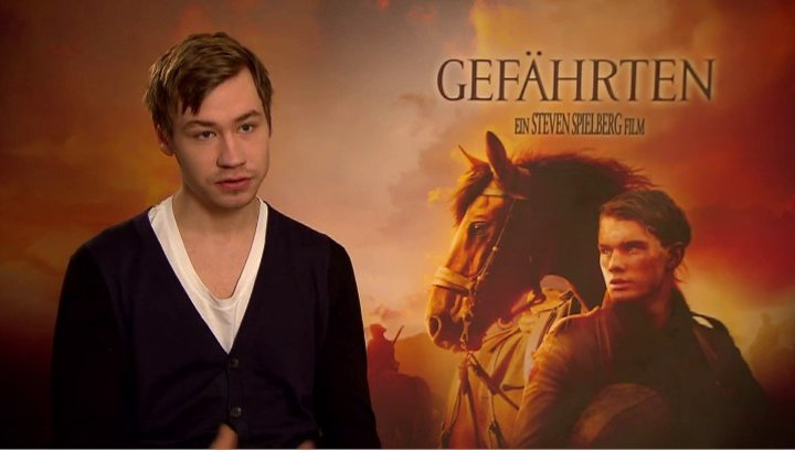 David Kross (Gunther) über seine Rolle - Interview Poster