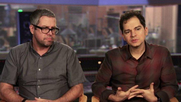 John Powell & Carlos Saldanha - Komponist & Regisseur - über die Musik - OV-Interview Poster