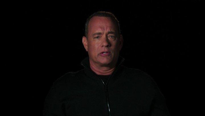 Tom Hanks - Captain Phillips - über den Ton des Films - OV-Interview Poster