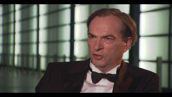 Herbert Knaup über seine Rolle - Interview Poster