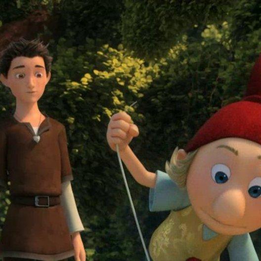 Jack und Bubi - Szene Poster