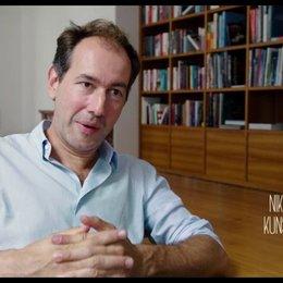 Der Kunstkritiker Niklas Maak spricht über das Phänomen Wolfgang Beltracchi - Szene Poster