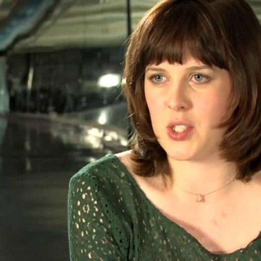 Alexandra Roach - Julz - darüber einen realen Charakter zu spielen - OV-Interview Poster