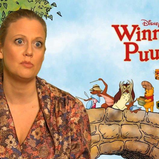Barbara Schöneberger über Winnie Puuh - OV-Interview Poster