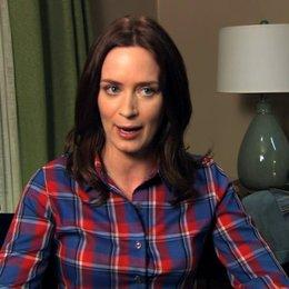 Emily Blunt über den Film - OV-Interview Poster