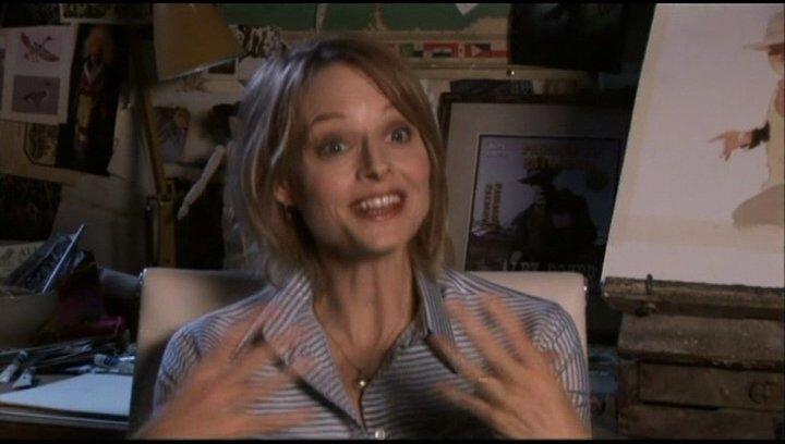 Interview mit Jodie Foster (Alexandra Rover) - OV-Interview Poster