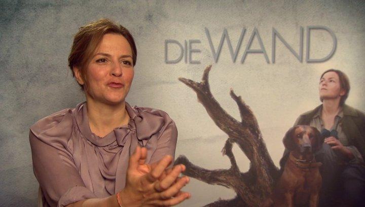 Martina Gedeck - Frau - über die Frau - Interview Poster