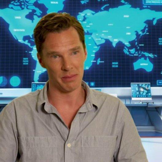 Benedict Cumberbatch das Aussehen seiner Figur - OV-Interview Poster