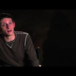 Jamie Bell über die Schauplätze des Films - OV-Interview Poster