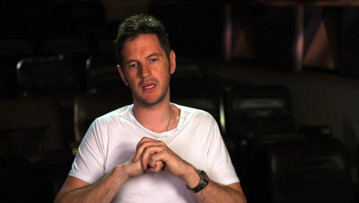 Gary Shore - Regie - über Luke Evans - OV-Interview Poster
