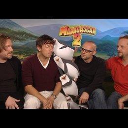 Die Fantastischen 4 - Der Heimflug der Tiere - Interview Poster