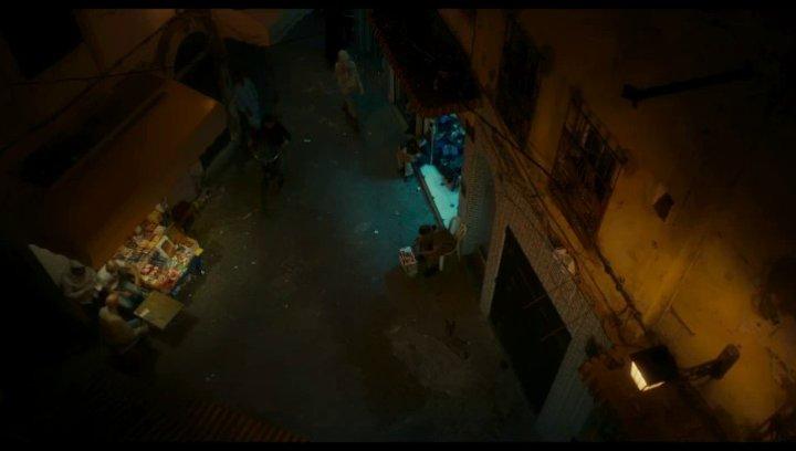 Eve in der Kasbah von Tanger - Szene Poster
