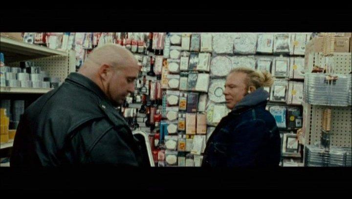 "Randy kauft im Supermarkt ""Wrestling-Hilfsmittel"" - Szene Poster"