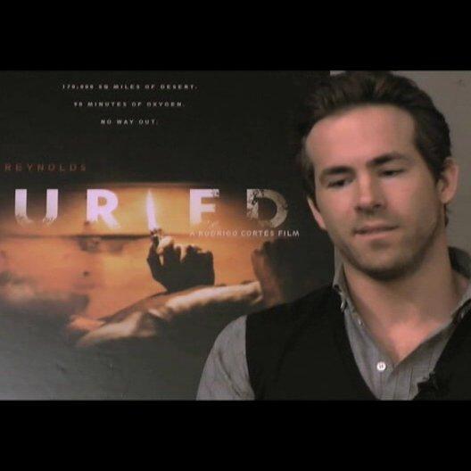 Ryan Reynolds über die Anfänge des Projekts - OV-Interview Poster