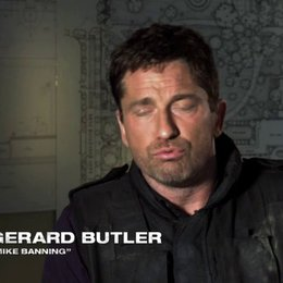 Gerard Butler über den Regisseur - OV-Interview Poster