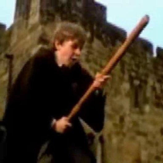 Harry Potter und der Stein der Weisen - Trailer Poster