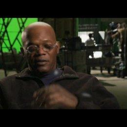 """Samuel L. Jackson - """"Octopus"""" über seine Beziehung zu Frank Miller - Interview Poster"""