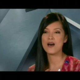 Kelly Hu (Yuriko Oyama) - Interview Poster