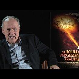 Werner Herzog über die anstrengenden Dreharbeiten - Interview Poster