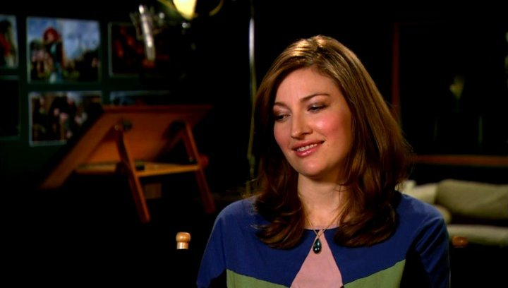 Kelly MacDonald - Originalstimme Merida - über den Film - OV-Interview Poster