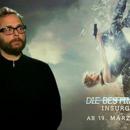 Robert Schwentke - Regisseur - über den Cast - Interview Poster