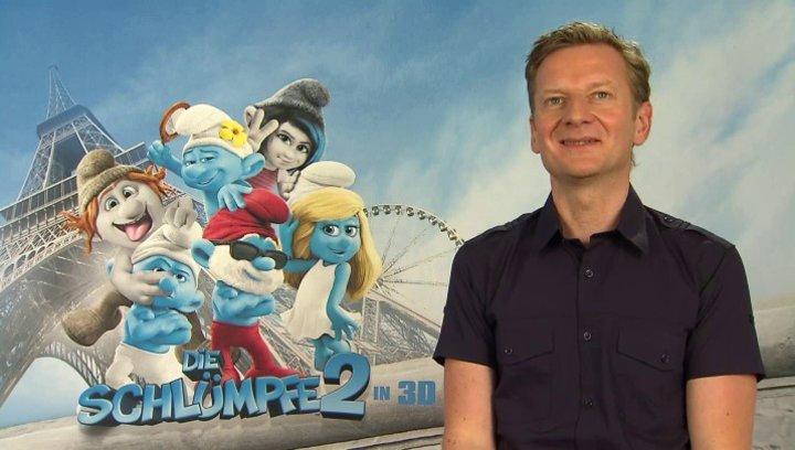 Michael Kessler -Hauie- über seine Rolle - Teil 2 - Interview Poster