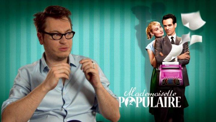 Regis Roinsard (Regisseur) über den Look des Films - OV-Interview Poster