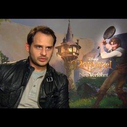 MORITZ BLEIBTREU - Flynn / über Flynn und Rapunzel - Interview Poster