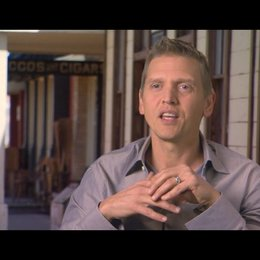 Barry Pepper (Lucky Ned Pepper) über seine Rolle - OV-Interview Poster