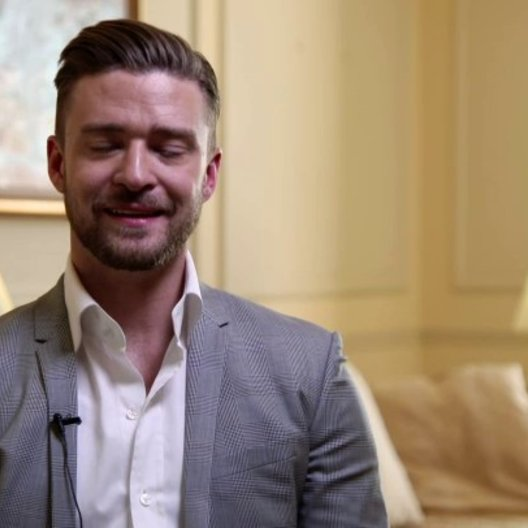 Justin Timberlake - Jim Berkey - über seine Rolle Jim - OV-Interview Poster