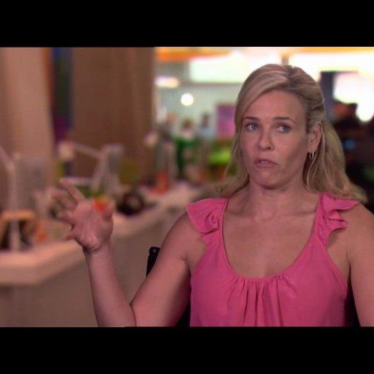 Chelsea Handler - Trish - über die Geschichte - OV-Interview Poster