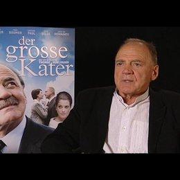Bruno Ganz / Kater - ueber den Charakter des Kater - Interview Poster