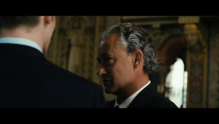 Gideon streitet mit William de Villiers in der Loge - Szene Poster