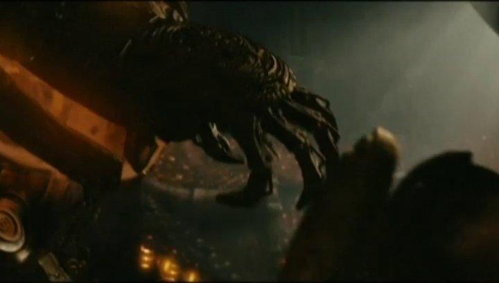 Hellboy - Die goldene Armee - Trailer Poster