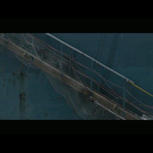 Containerschiff - Szene Poster
