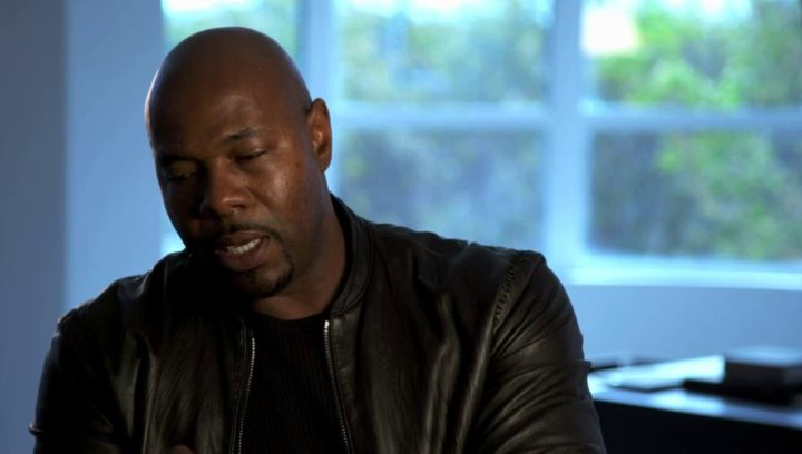 Antoine Fuqua über Denzel Washington - OV-Interview Poster