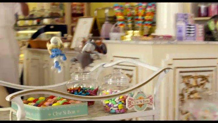Süßigkeitenladen - Szene Poster