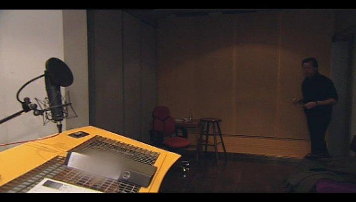 Im Synchronstudio mit Herrn Brandt - Making Of Poster