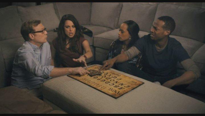 Geheimnisvolles Brettspiel - Szene Poster