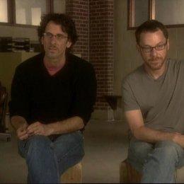 Interview mit den Regisseuren Joel & Ethan Coen - OV-Interview Poster