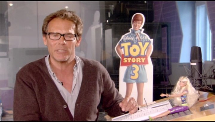 CHRISTIAN TRAMITZ / Ken über Bully als Woody - Interview Poster
