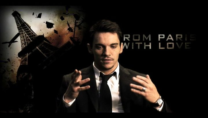"Jonathan Rhys-Meyers (""James Reese"") über seine Rolle - OV-Interview Poster"