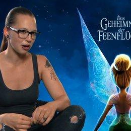 Stefanie Heinzmann - Spike - über ihre Rolle Spike - Interview Poster