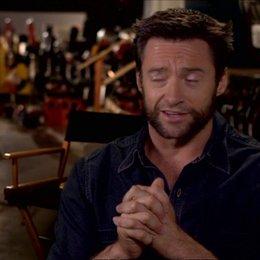 Logan über das, was das Drehbuch zuliess - OV-Interview Poster