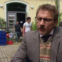 Richy Müller - Hoefi - über Gregor Schnitzler - Interview Poster